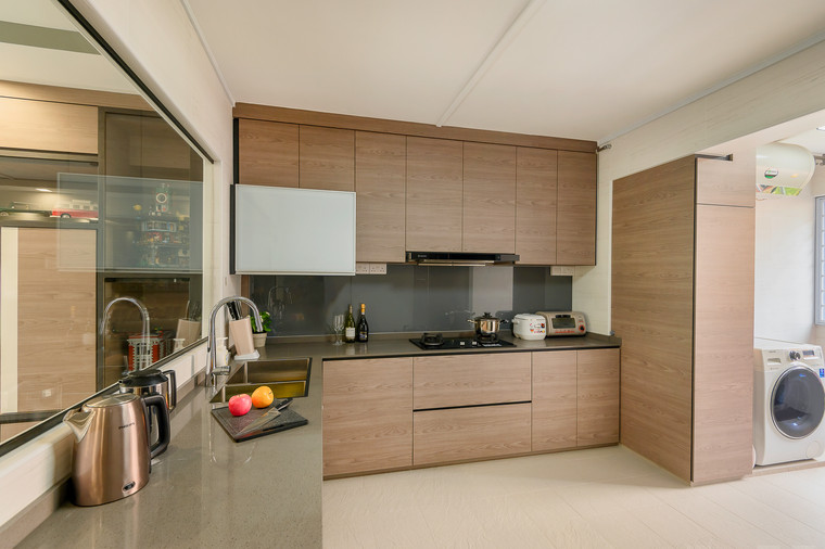 Bishan Street | Kitchen