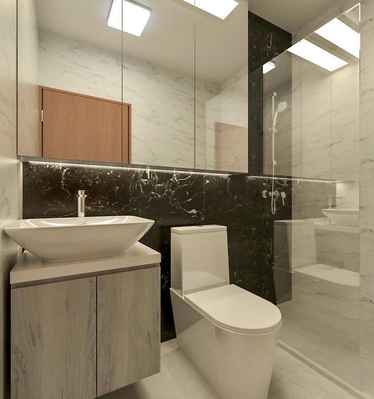 Jurong West Street 61 | Bathroom