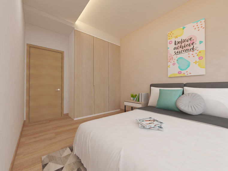 Riversound Residence | Bedroom