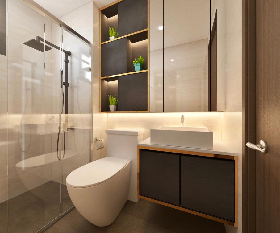 Flo Residence | Common Bath