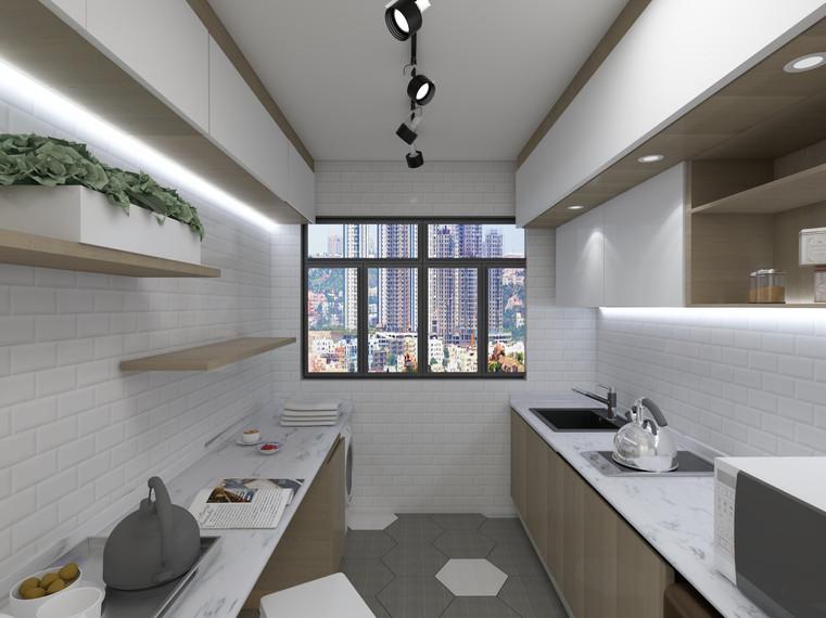 Canberra Street   Kitchen