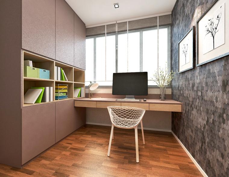 D'Nest | Study Room