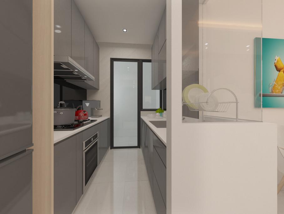 Riversound Residence | Kitchen