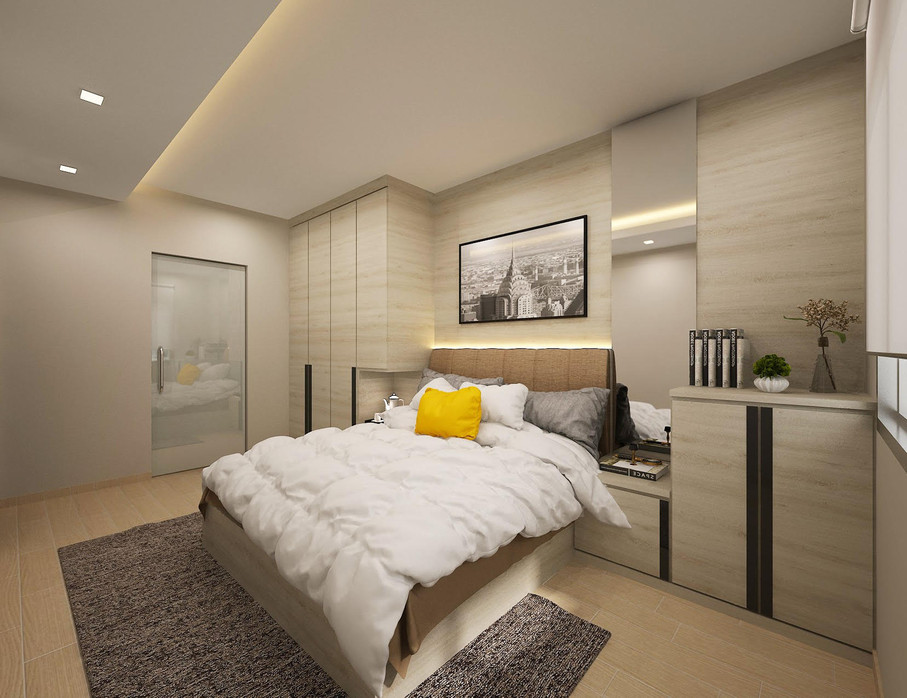 Tampines North Drive 1 | Bedroom