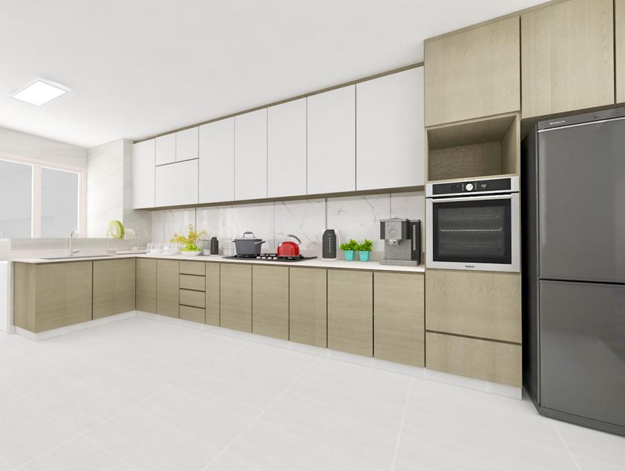 Eunos Crescent | Kitchen