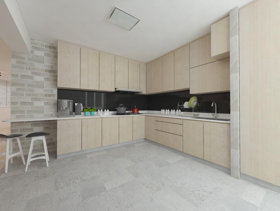 Bukit Merah View | Kitchen