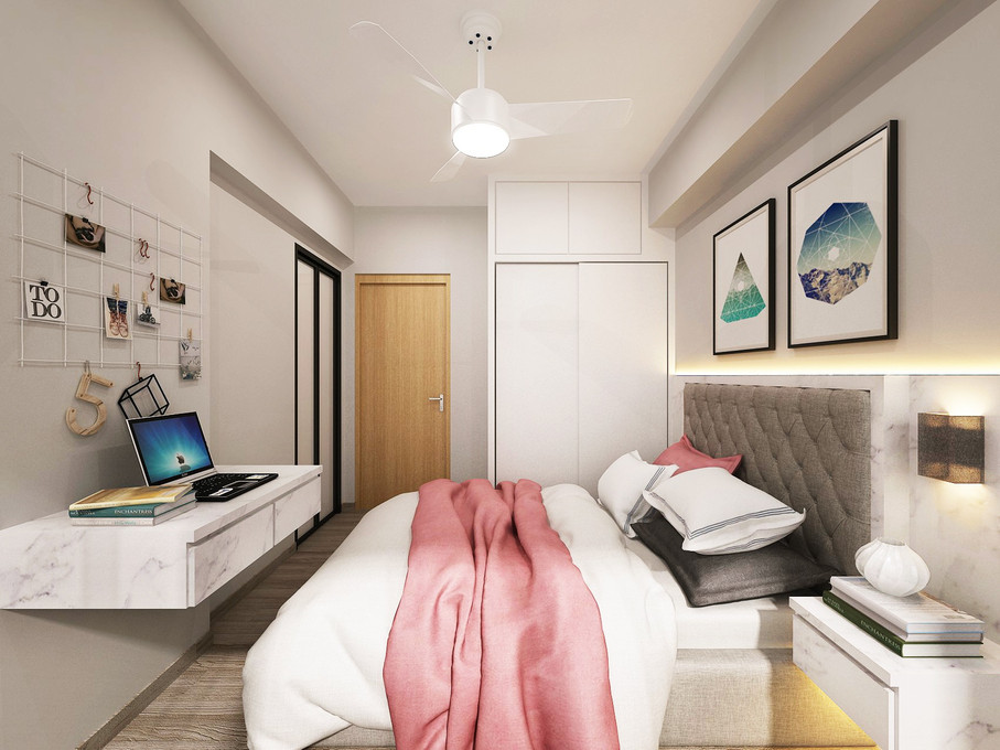 The Alps Residences | Bedroom