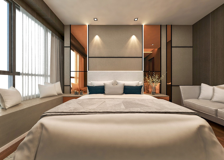 D'Nest | Master Bedroom