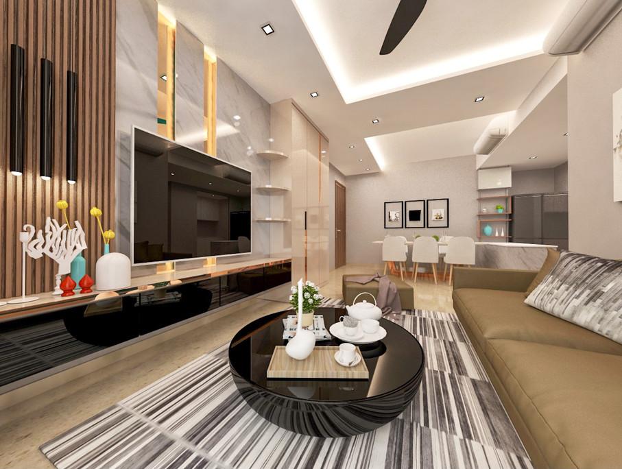 Flo Residence | Living