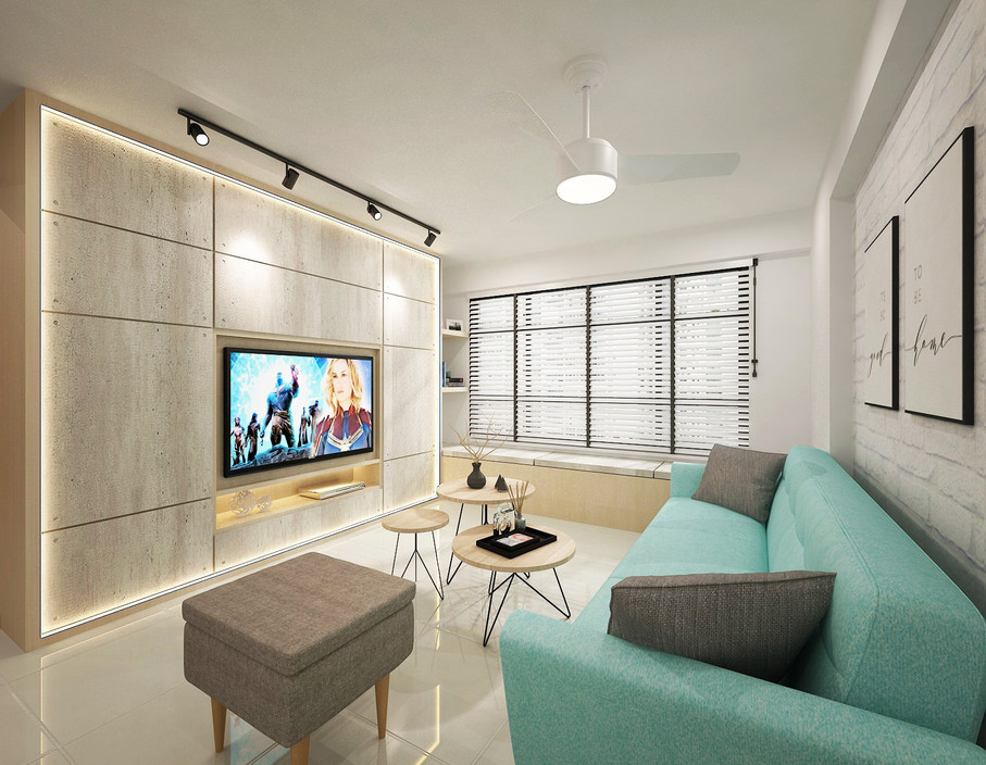 Tampines Ave 9   Living