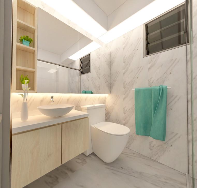 Bukit Batok Street 41 | Master Bath
