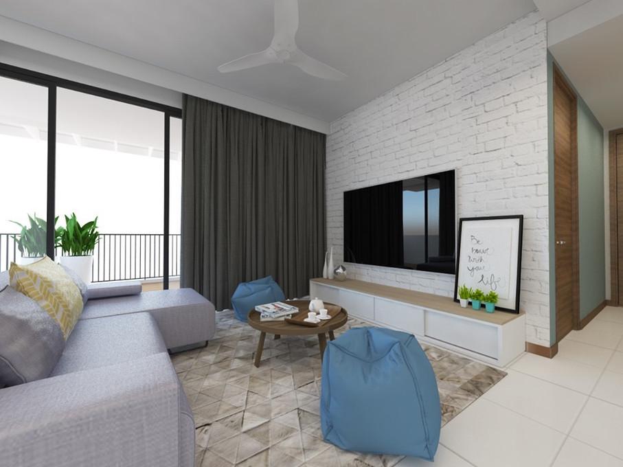 Blossom Residences | Living