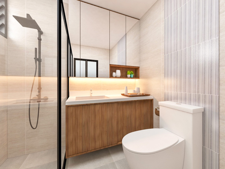 Anchorvale Road | Master Bath