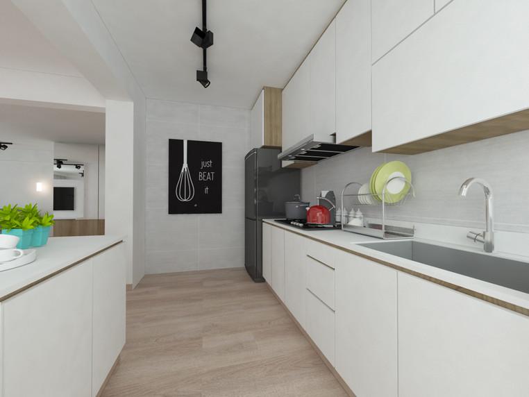 Tampines Street 61 | Kitchen