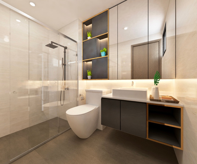 Flo Residence   Master Bath