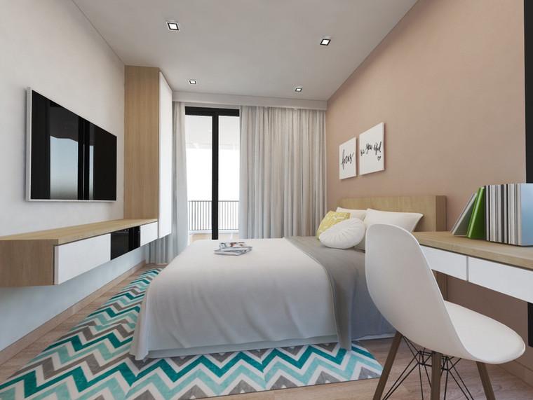 Blossom Residences | Bedroom