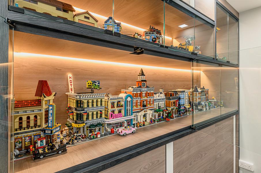 Bishan Street | Living Room Display