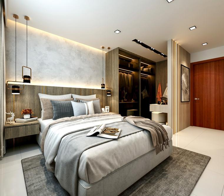 Bidadari Park Drive   Bedroom