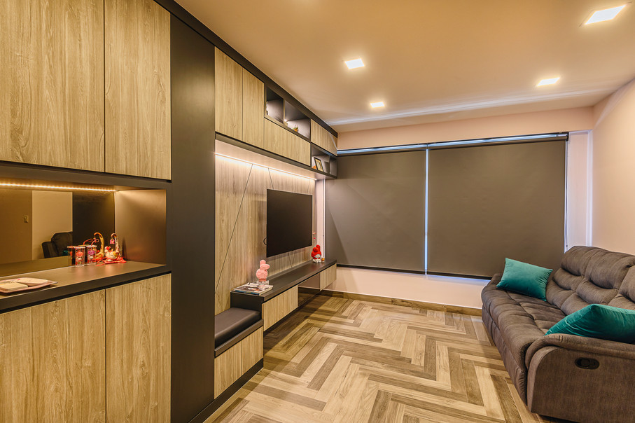 Bukit Batok West Ave 8 | Living
