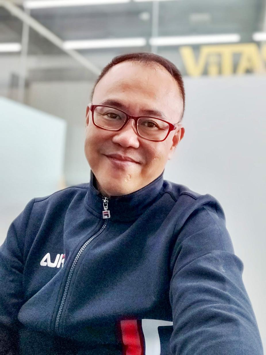 Eric Seh | Team 3 Senior Project Consultant