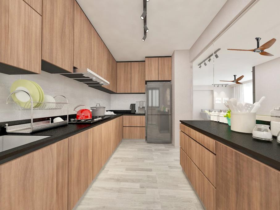 Canberra Street (4rm) | Kitchen