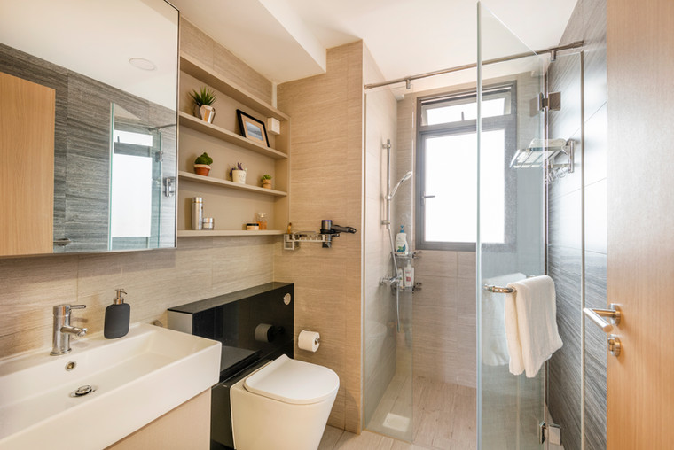Parc Life | Bathroom