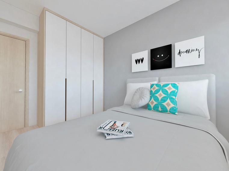 Serangoon North Ave 1 | Bedroom