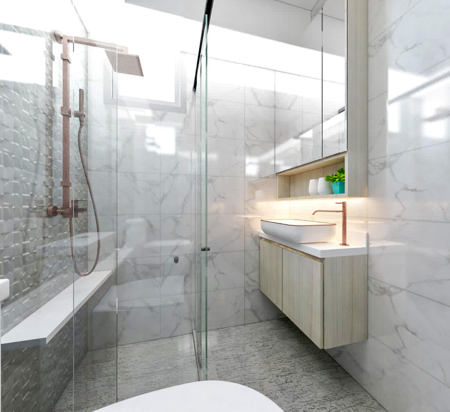 Segar Road | Common Bath