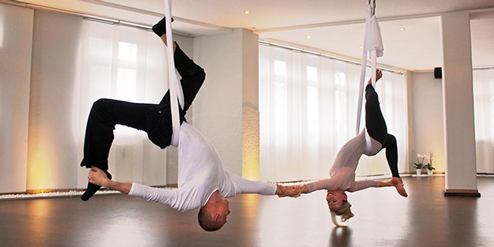 Yoga aérien Homme