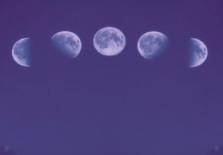 Nouvelle Lune et énergies cosmiques