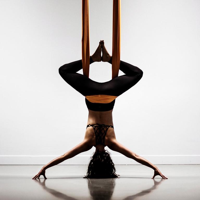 Atelier initiation au Yoga aérien