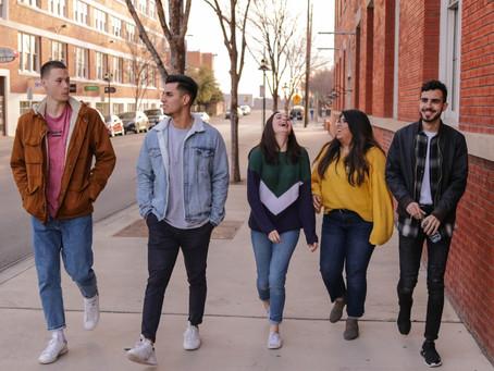 Młodzi w Kościele