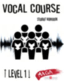 Vocal Course Student Workbook Level 1.jp