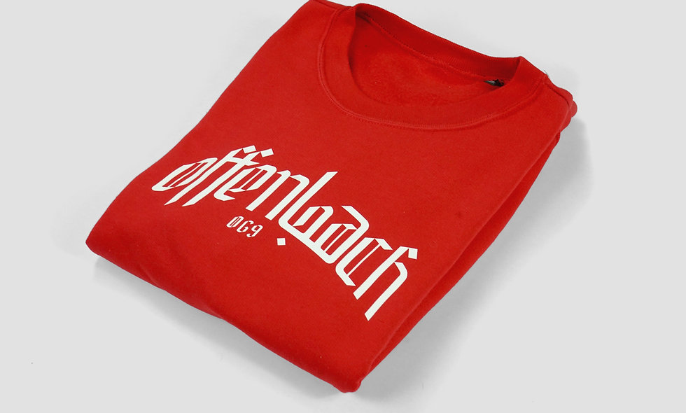 CLASSIC SWEATSHIRT - RED
