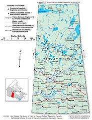 Saskatchewan (Canada)