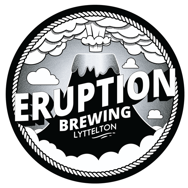 Eruption Brewing Logo