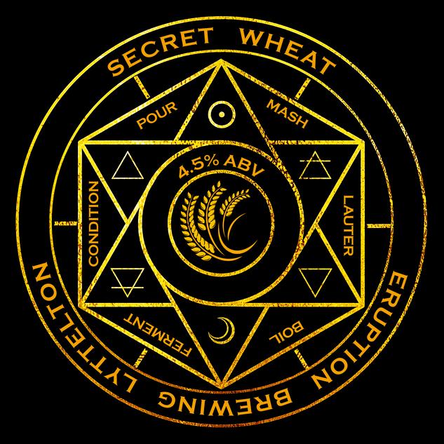 Secret Wheat Weiss Bier
