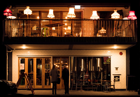 Eruption Brew Bar & Restaurant, Lyttelton Christchurch