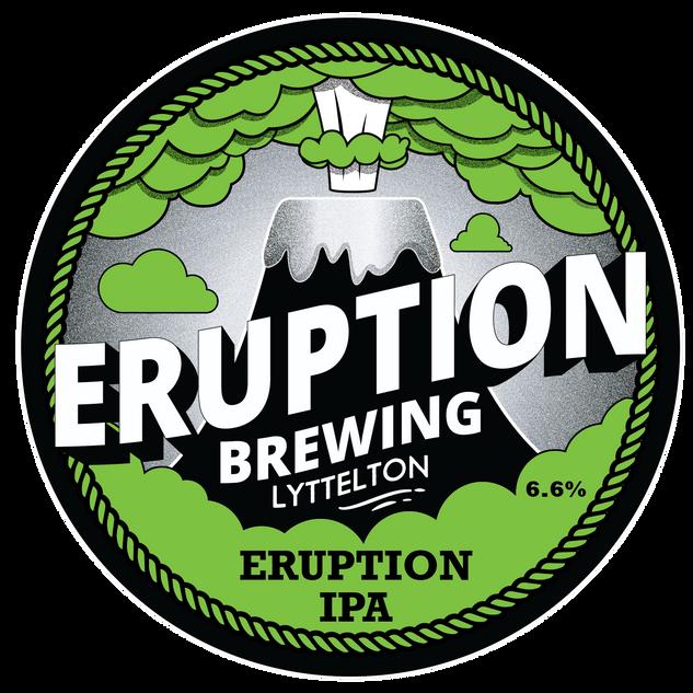 Eruption IPA