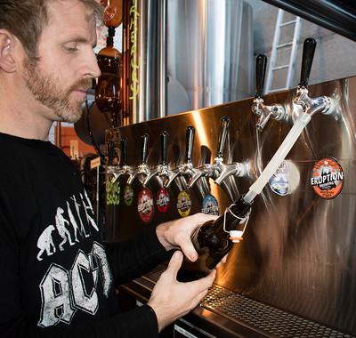 Eruption Craft Brewery Bar & Restaurant & Beer Fillery