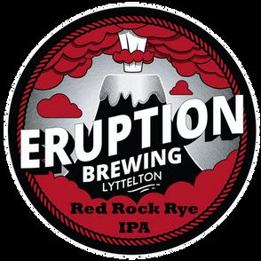 Red Rock Rye IPA