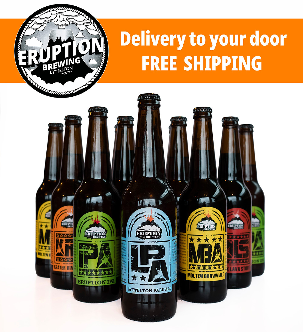 Eruption Craft Beer Buy Online