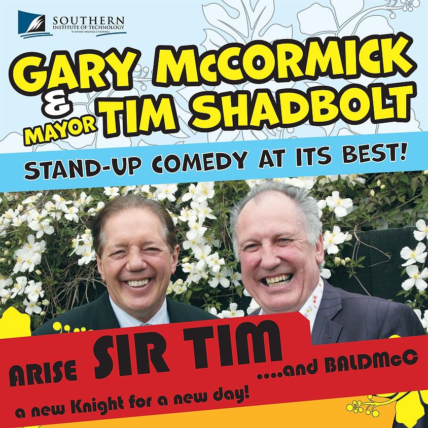 Gary & Tim's Comedy Night