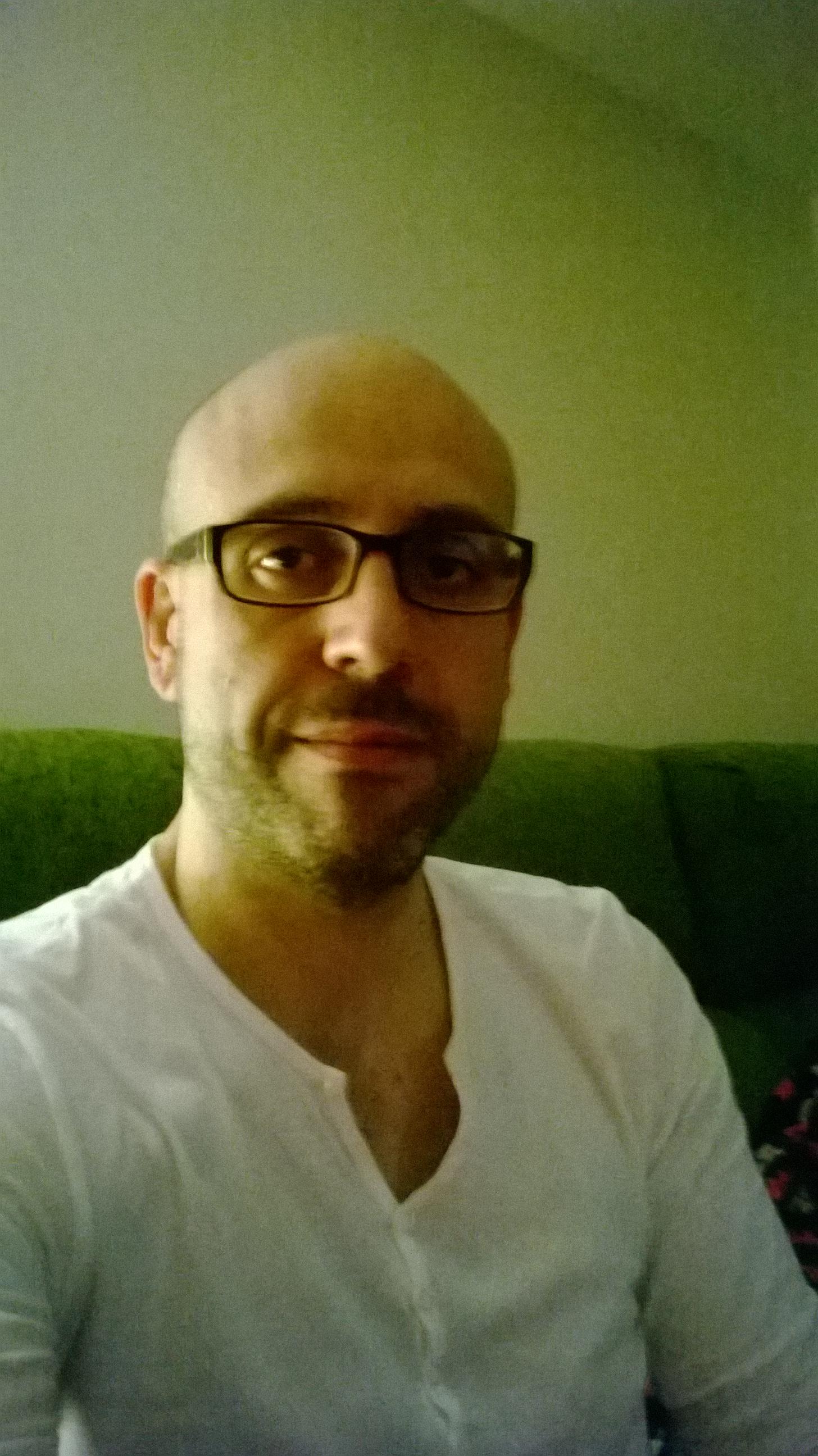 Patxi, psicólogo comprometido