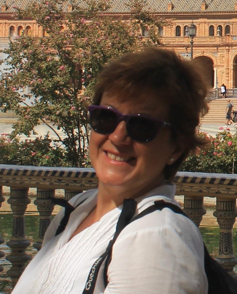 Luisa, psicóloga comprometida