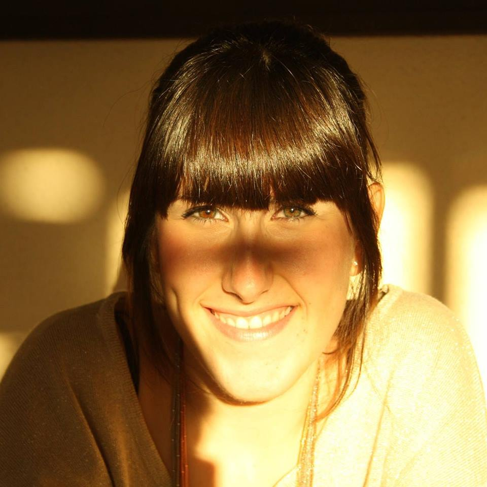 Cristina, psicóloga comprometida