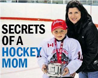 Secrets of a hockey mom