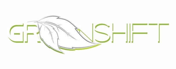 Green shift logo