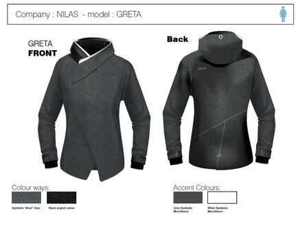 Nilas product design
