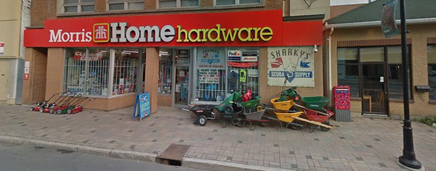 Morrison Home Hardware: excellent service